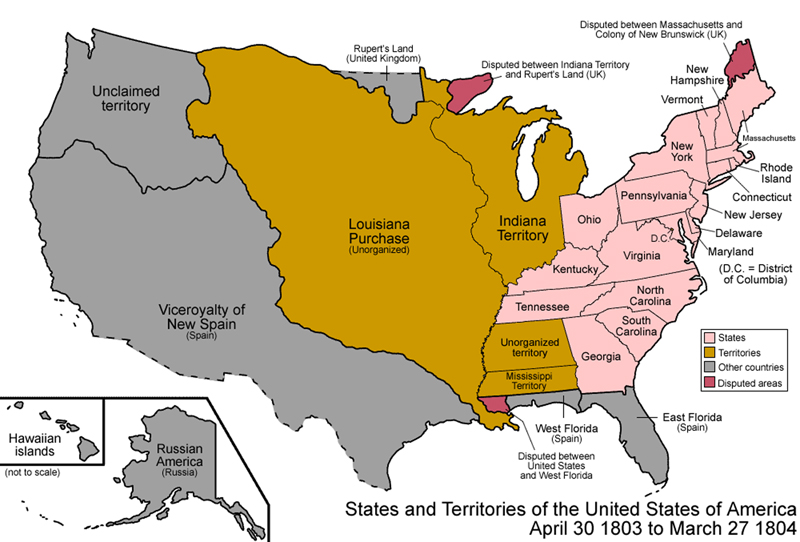 an overview of the jeffersonian republicans in the time period between 1801 and 1817 During the period of 1801-1817, democratic-republicans and federalists had different views of the constitution strict interpretation and then loose interpretation thomas jefferson and james madison were two democratic-republican presidents who viewed the constitution strictly.