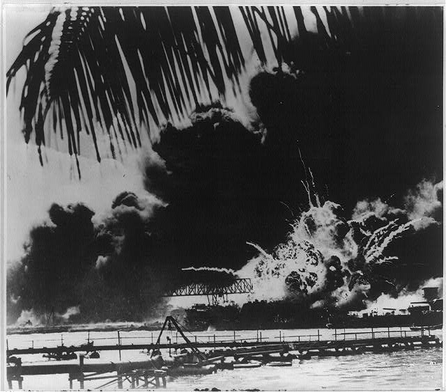 pearl harbor speech The japanese attack on the us military bases in the hawaiian territory particularly the naval base at pearl harbor brought the us into world war 2 it was more than.