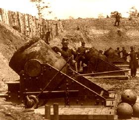 Federal Battery, Yorktown