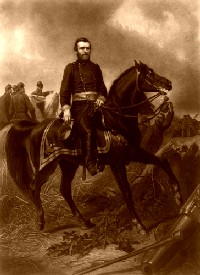 General Ulysses S. Grant in the Civil War