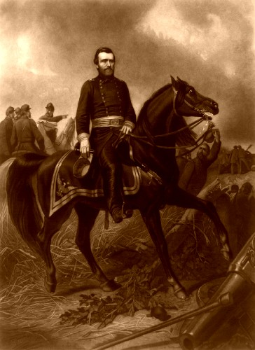 a history of hiram ulysses grants involvement in the american civil war In 1865, as commanding general, ulysses s grant led the union armies to victory over the confederacy in the american civil war as an american hero, grant was later.