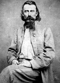 General Joseph Orville Shelby, 1860's