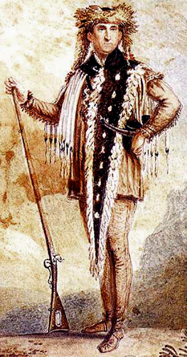 a biography of meriwether lewis an american explorer The american infatuation with lewis and clark grows more fervent  american  history as george washington and thomas jefferson but a lot more fun   editions of the explorers' journals, a dozen books about sacagawea,.