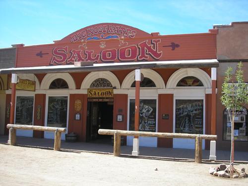 Kate S Saloon In Tombstone Arizona