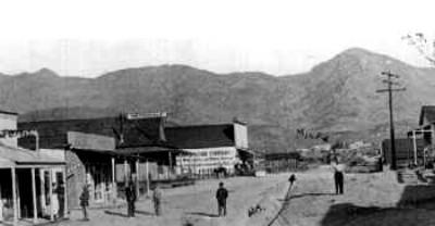 Chloride Arizona in  1910