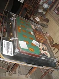 Doc Holliday Faro Table