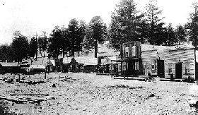 Old Town Flagstaff, 1882