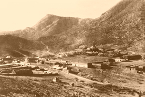 Fort Bowie, Arizona, 1894