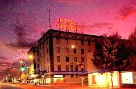 Gadsen Hotel, Douglas, Arizona