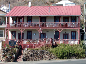 Ghost City Inn, Jerome, Arizona