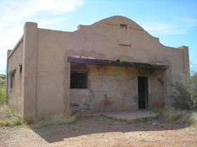 Gleeson, Arizona Old Jail