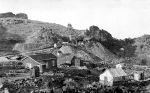 Gold Road, Arizona Mine, 1906