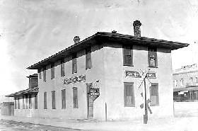 Harvey House in Kingman, Arizona