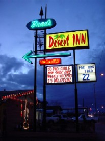 Desert Inn in Holbrook, Arizona