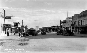 Holbrook Arizona in 1931