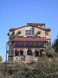 Jerome Grand Hotel, Arizona