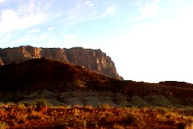 Kingman Arizona Landscape