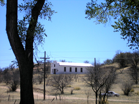 Lochiel, Arizona church