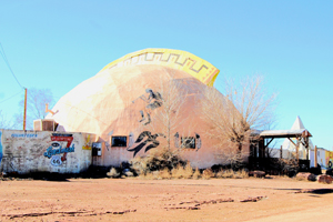 Meteor City, Arizona Trading Post Today