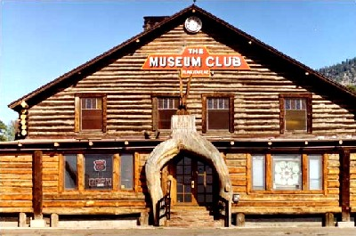 Museum Club in Flagstaff Arizona