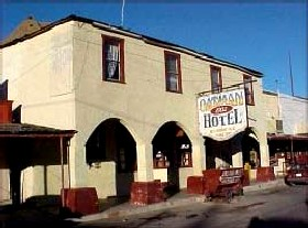 The Oatman Hotel Today