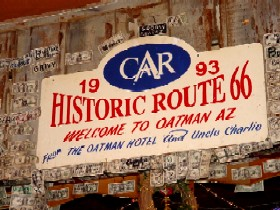 Oatman Hotel