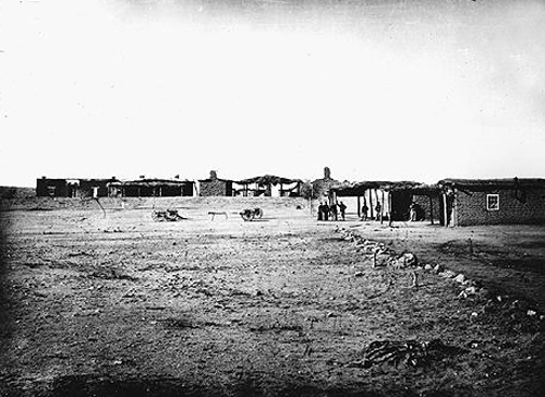 Old Camp Grant, 1870