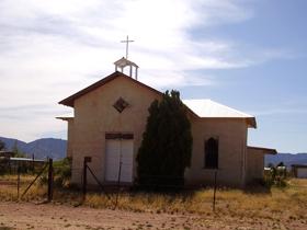 Pearce, Arizona church