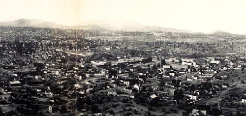 Prescott Arizona in 1908