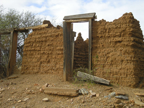 Ruby, Arizona Ruins