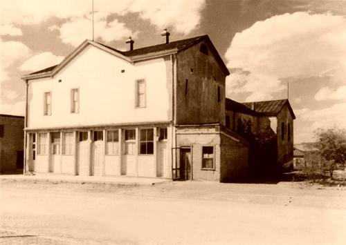Schieffelin Hall vintage photo