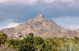 Squaw Peak, Arizona, courtesy Gemland