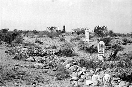Tombstone, Arizona Boot Hill Graveyard