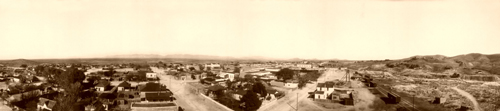 Tombstone Panorama, 1909