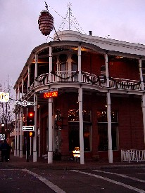 Weatherford Hotel in Flagstaff, Arizona