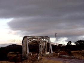 Route 66 Bridge at Winona, Arizona