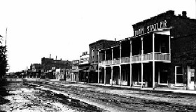 Winslow, Arizona, 1921