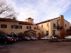 La Posada Hotel today