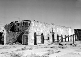 Yuma Territorial Prison, 1945