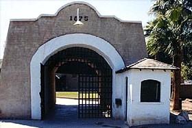 Yuma Prison Sallyport