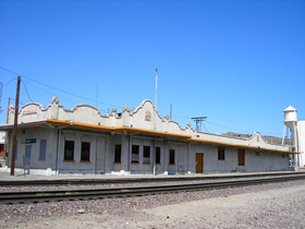 Kingman, Arizona depot