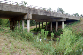 Boggy Creek Bridge, Arkansas
