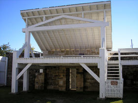 Fort Smith gallows