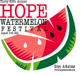Hope, Arkansas Watermelon Festival
