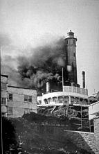 Alcatraz Fire