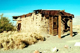 Ballarat, Death Valley, California Ghost Town