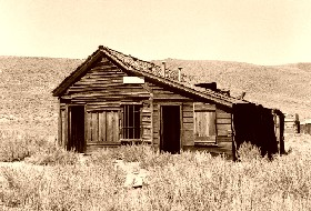 Bodie California Jail