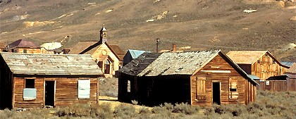 Bodie California Today