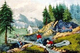 California Gold Mining
