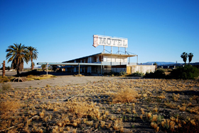 Desert Shores Motel, Salton Sea, California